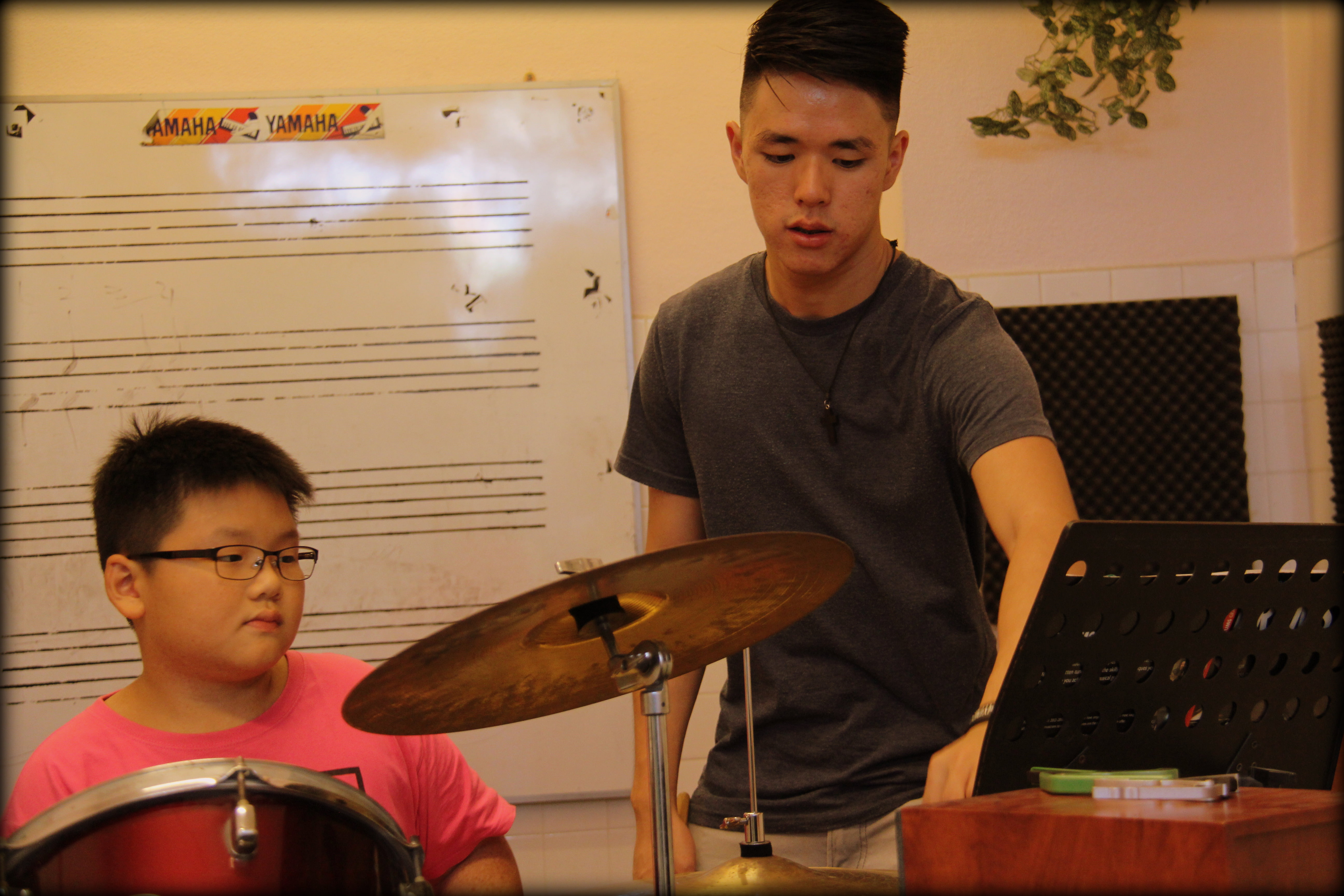 Excel Music Penang Drum Lessons