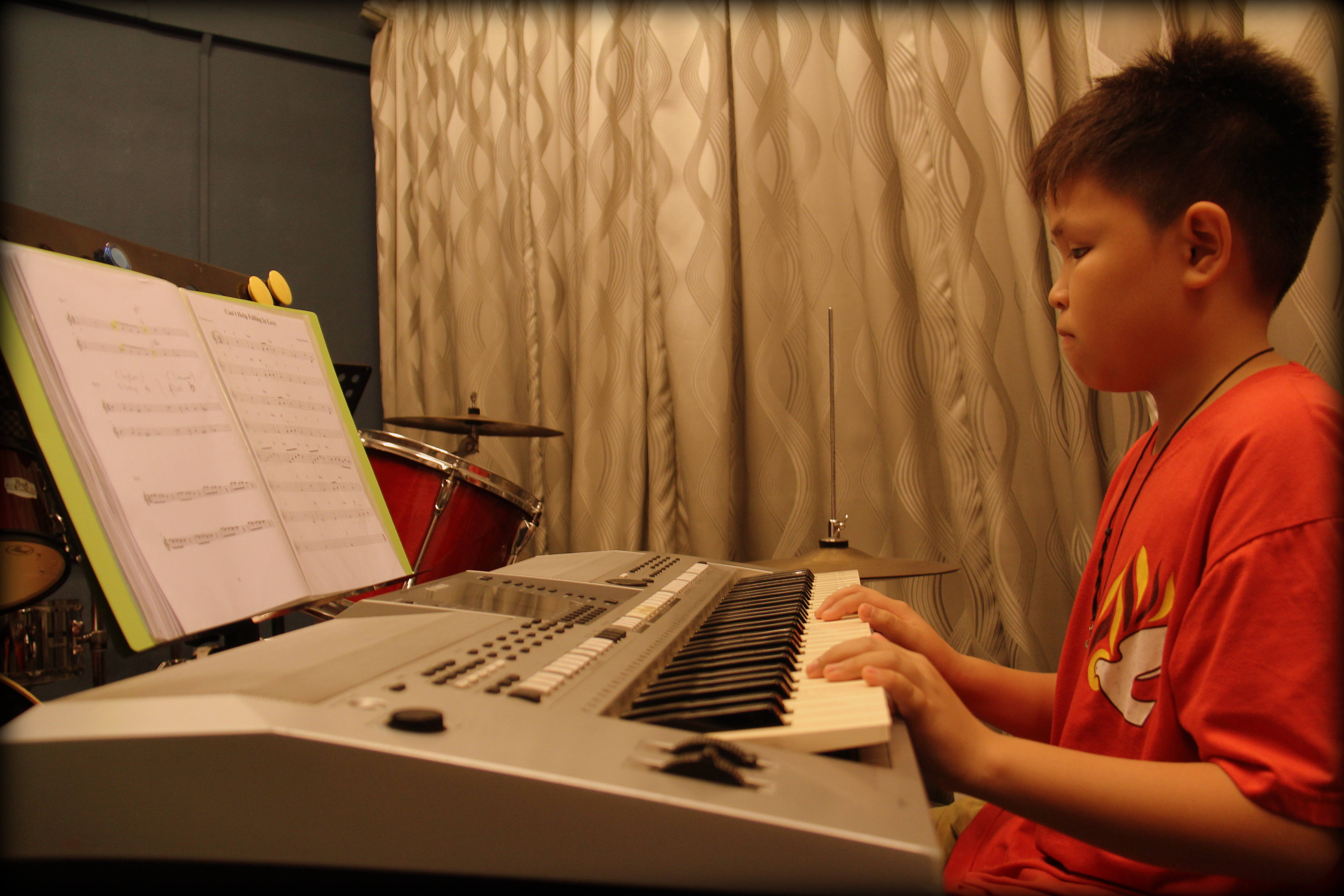 keyboard lessons excel music penang