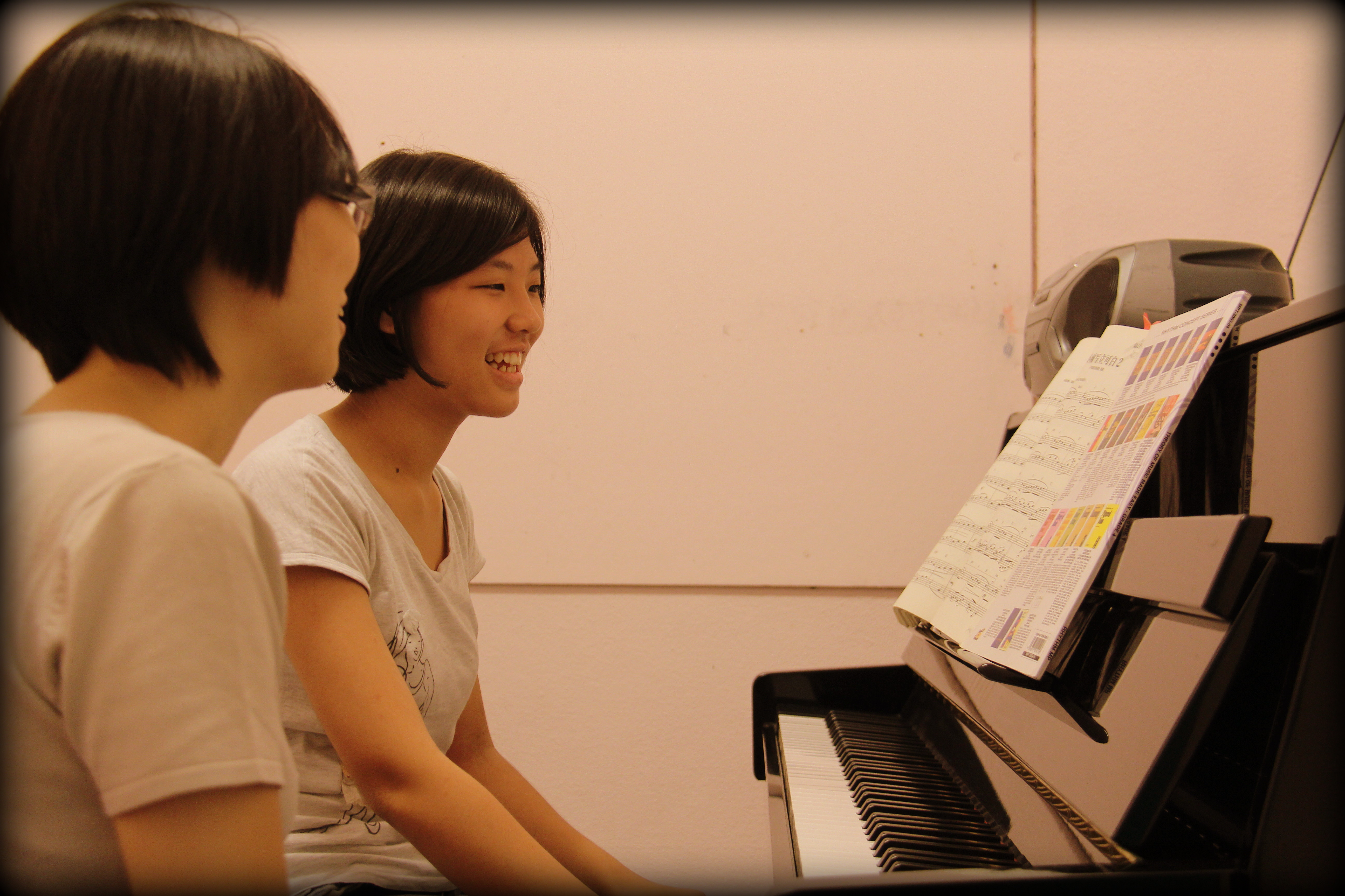 piano lessons excel music penang