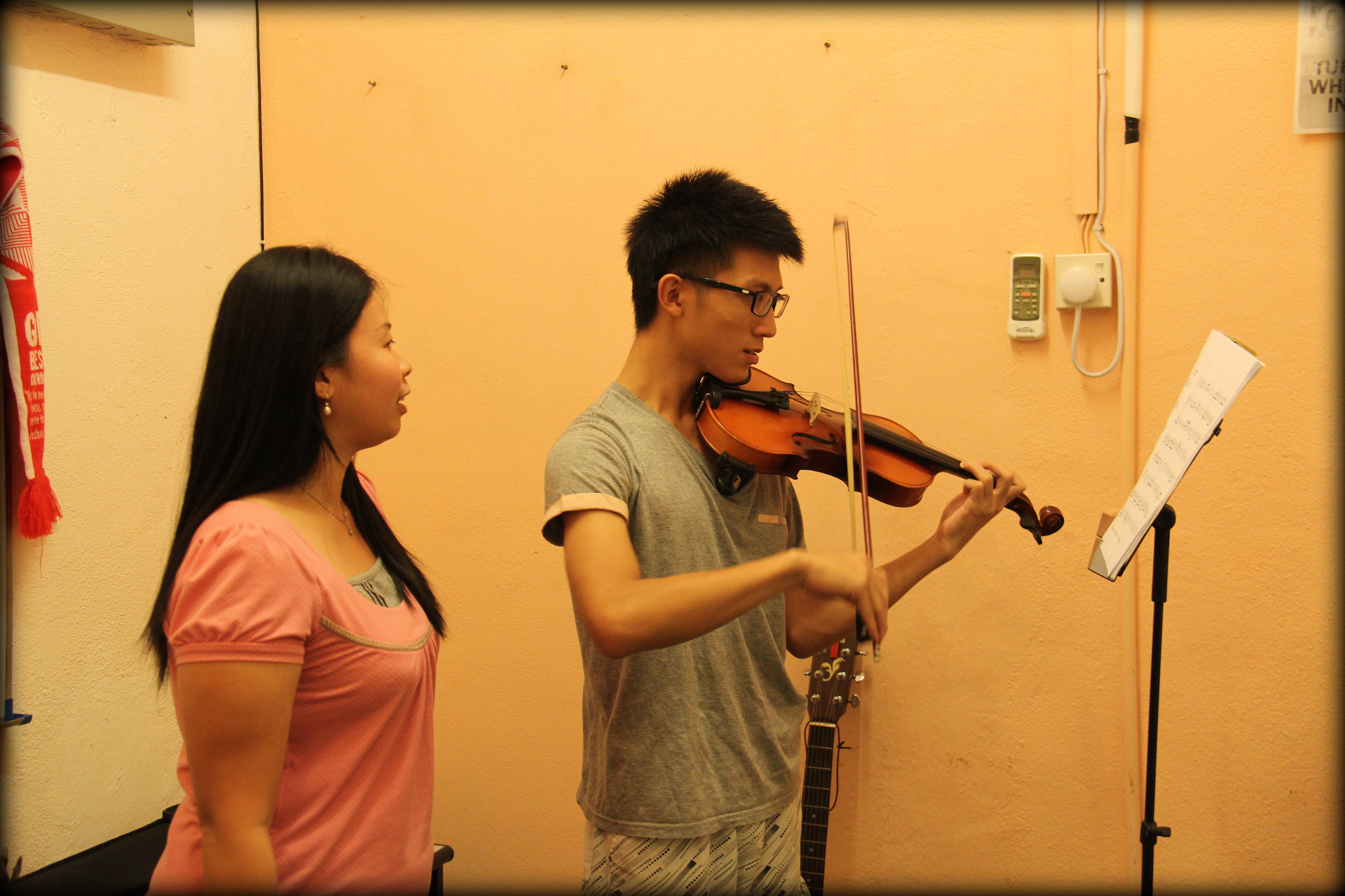 violin lessons excel music penang